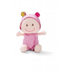 86063 Мягкая куколка в переноске, фото , изображение 2