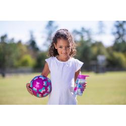 Crocodile Creek Футбольный мяч/ Бабочки 2500-0, фото