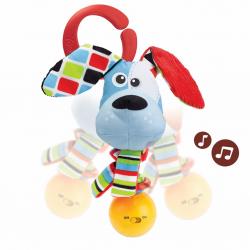 """40134 Музыкальная игрушка-погремушка """"Щенок"""", фото"""