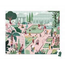 Пазл «Ботанический Сад» в прямоугольном чемоданчике; 200 элементов, фото