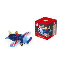 """J05205 Конструктор магнитный """"Самолет"""", фото , изображение 4"""