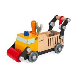 """J06470 Игрушка-конструктор """"Строительный автомобиль"""", серия """"Brico'Kids"""", фото , изображение 3"""