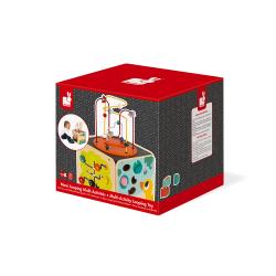 Куб развивающий с комплектом игр: 8 видов активностей, фото , изображение 12