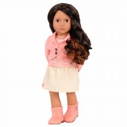 Кукла 46 см Марисела, фото , изображение 2