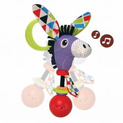 """40135 Музыкальная игрушка-погремушка """"Ослик"""", фото"""