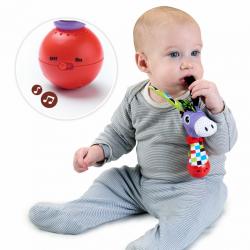 """40135 Музыкальная игрушка-погремушка """"Ослик"""", фото , изображение 3"""