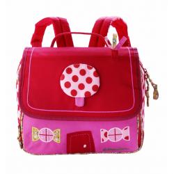 86173 Божья коровка Лиза: школьный рюкзак, фото
