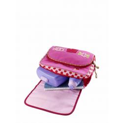 86173 Божья коровка Лиза: школьный рюкзак, фото , изображение 2