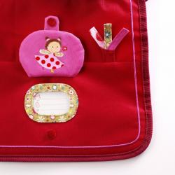 86173 Божья коровка Лиза: школьный рюкзак, фото , изображение 3