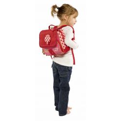 86173 Божья коровка Лиза: школьный рюкзак, фото , изображение 4