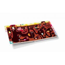 86448 Курочка Офелия: развивающая интерактивная книжка-лабиринт, фото , изображение 12