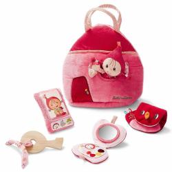 86823 Красная Шапочка: мягкая сумочка-игрушка с аксессуарами, фото