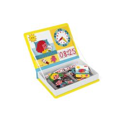 """Книга-игра """"Учим время"""" магнитная, фото , изображение 3"""