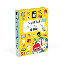 """Книга-игра """"Учим время"""" магнитная, фото , изображение 6"""
