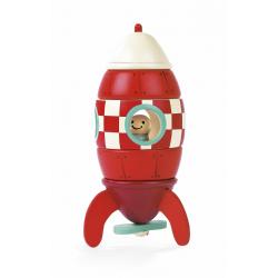 """J05207 Конструктор магнитный """"Ракета"""", фото , изображение 2"""