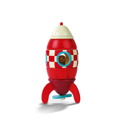 """J05207 Конструктор магнитный """"Ракета"""", фото , изображение 5"""