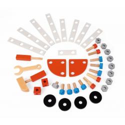 """Верстак детский """"Brico'Kids"""" с магнитными инструментами: 40 аксессуаров, фото , изображение 7"""