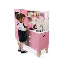 """Кухня напольная """"Macaron"""" большая, фото"""