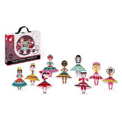 "J07753 Набор для творчества: ""Принцессы мира"", 9 принцесс, фото"