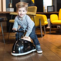 910 Детская машинка Twister, черная, фото