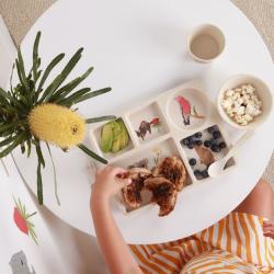 "P-MAE-YD017 Набор бамбуковой посуды ""Australiana"", 5 предметов, фото"