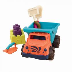 68712 Большой самосвал и игровой набор для песка, фото