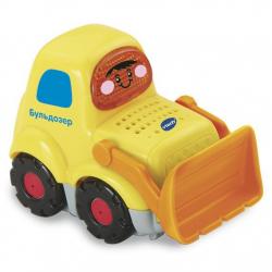 VTECH Бульдозер серии Бип-Бип Toot-Toot Drivers 80-151826, фото , изображение 2