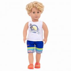 OG31197 Кукла мальчик 46 см Гейб, фото