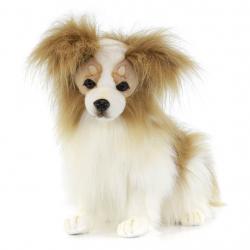 3993 Собака породы папийон, 41 см, фото