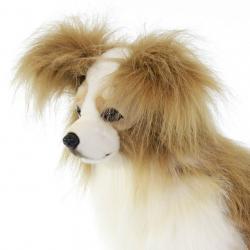 3993 Собака породы папийон, 41 см, фото , изображение 10