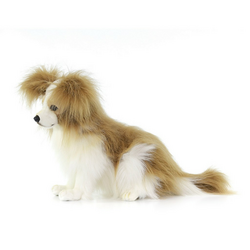 3993 Собака породы папийон, 41 см, фото , изображение 3