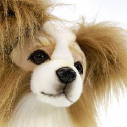 3993 Собака породы папийон, 41 см, фото , изображение 8