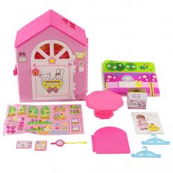 512609 Модульный дом для куклы Мелл. KAWAII MELL, фото