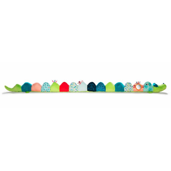 Развивающая игрушка Lilliputiens «Крокодил Анатоль»; большая, фото , изображение 3
