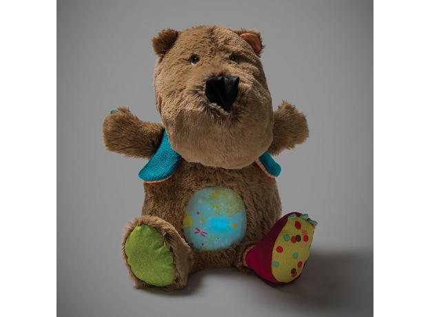 Ночник Lilliputiens «Медвежонок Цезарь» музыкальный , фото , изображение 2