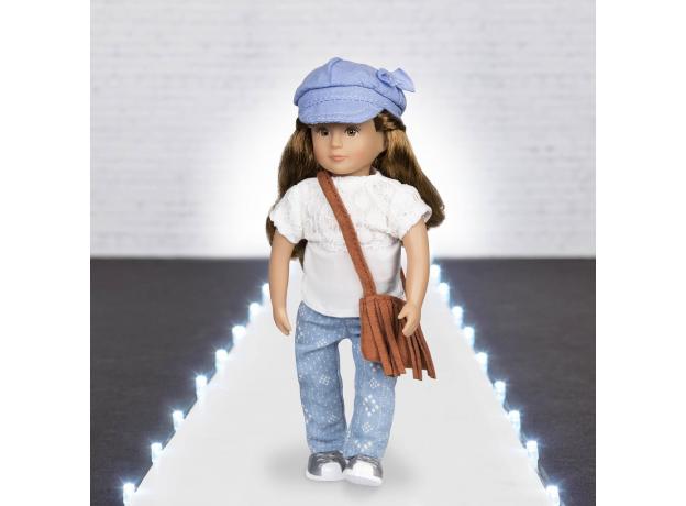 Комплект одежды для куклы Lori с сумочкой , фото