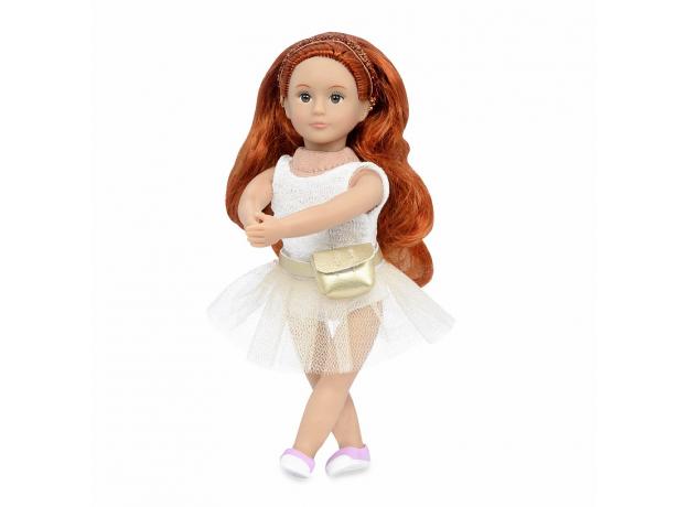 Кукла Lori 15 см Мейбел, балерина, фото