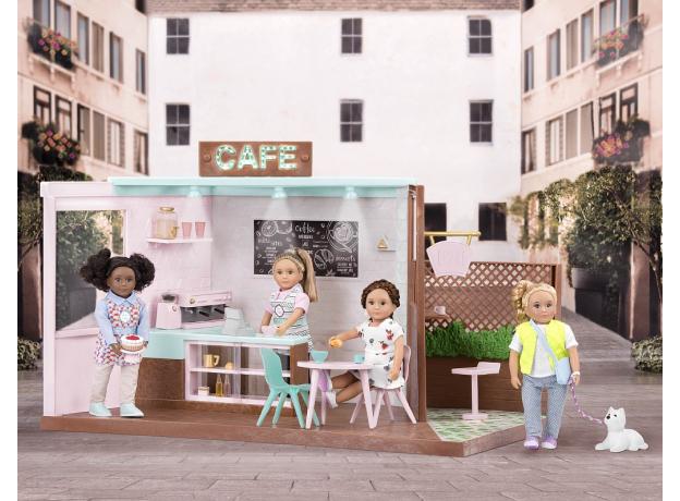 Игровой набор Lori «Кафе», фото