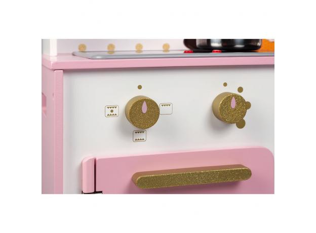 Кухня напольная Janod «Candy chic» со звуком и светом , фото , изображение 6