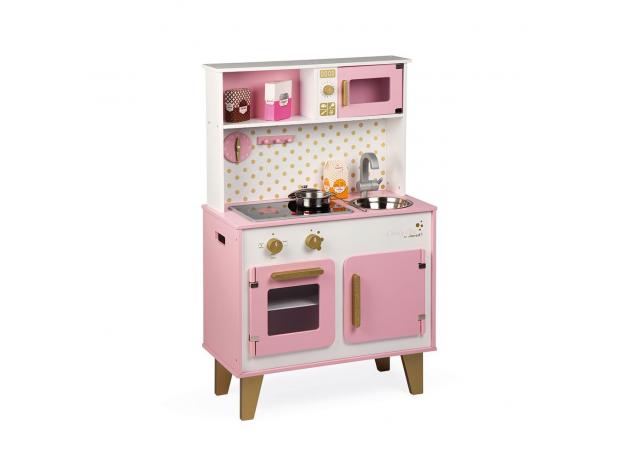 Кухня напольная Janod «Candy chic» со звуком и светом , фото , изображение 10