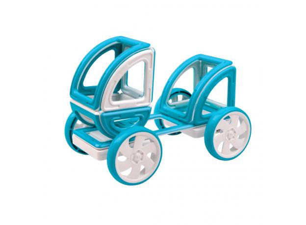"702007 Магформерс ""My First Buggy 14- Blue"", фото , изображение 2"