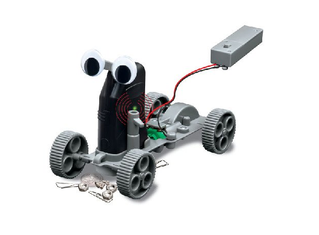4M 00-03297 Управляемый робот кладоискатель, фото , изображение 4