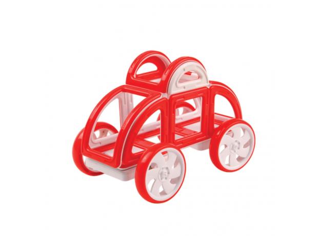 "Магформерс ""My First Buggy 14- Red"", фото , изображение 4"