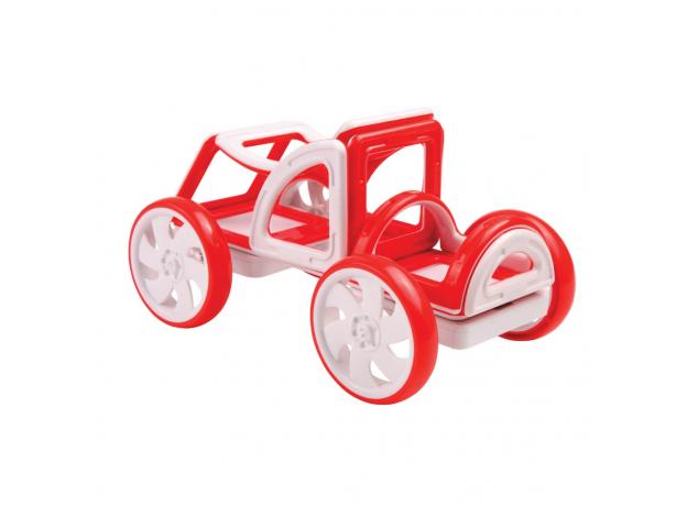 "Магформерс ""My First Buggy 14- Red"", фото , изображение 3"