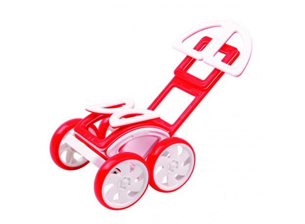 "Магформерс ""My First Buggy 14- Red"", фото , изображение 8"