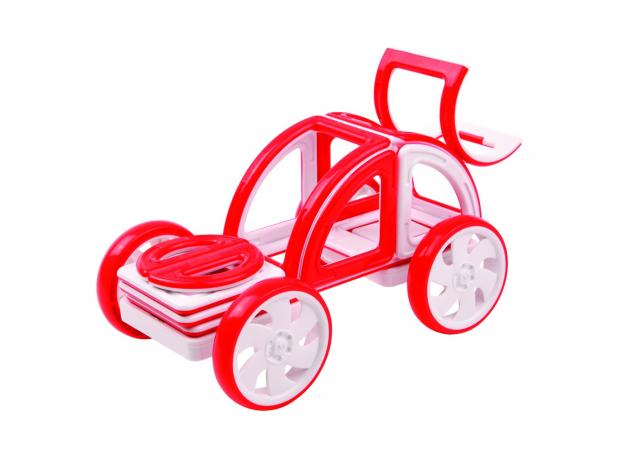 "Магформерс ""My First Buggy 14- Red"", фото , изображение 5"