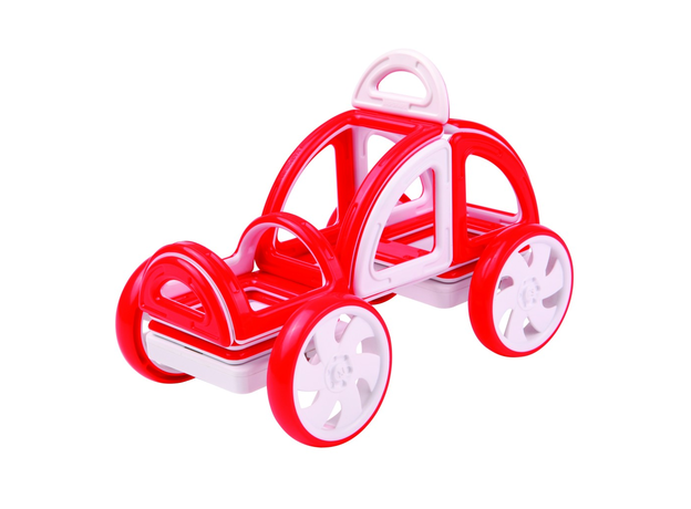 "Магформерс ""My First Buggy 14- Red"", фото , изображение 9"