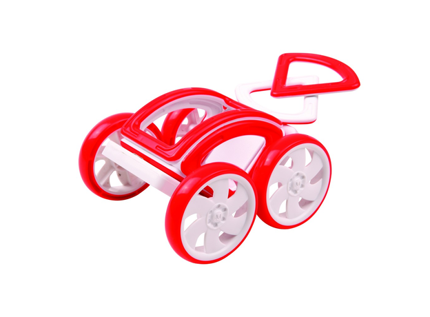 "Магформерс ""My First Buggy 14- Red"", фото , изображение 7"