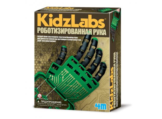 4M 00-03284 Роботизированная рука, фото