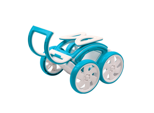 "702007 Магформерс ""My First Buggy 14- Blue"", фото , изображение 8"